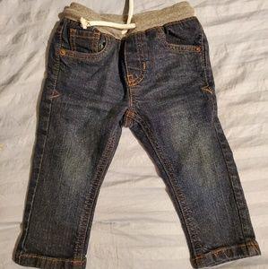 Cat & Jack denim baby boy jeans